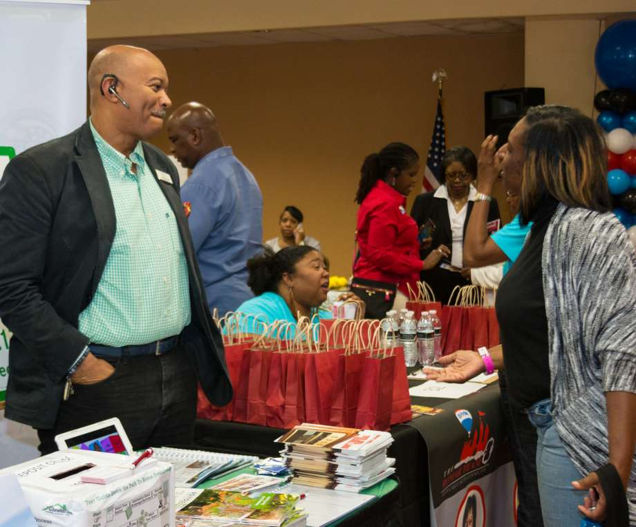 At the Houston Black Real Estate Association's Realtist Week, real estate professionals exchanged resources. HBREA turns 70 this year.