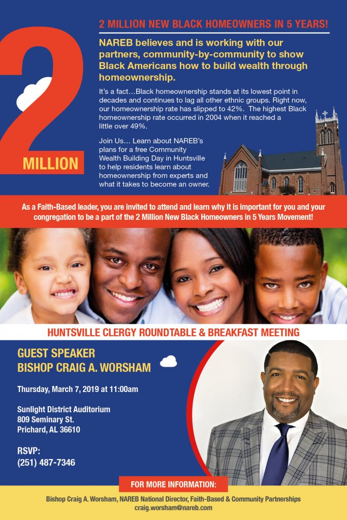 Two Million New Black Homeowners Program (2Mn5) - National
